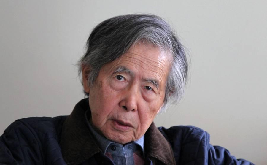 Alberto Fujimori será operado del corazón