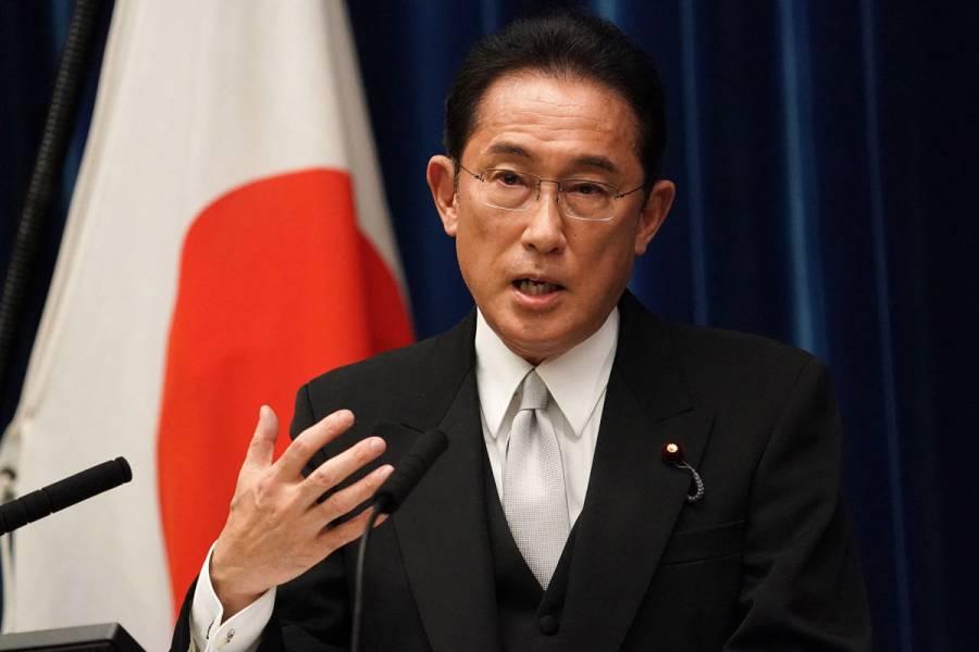 Fumio Kishida asume el cargo como nuevo primer ministro de Japón