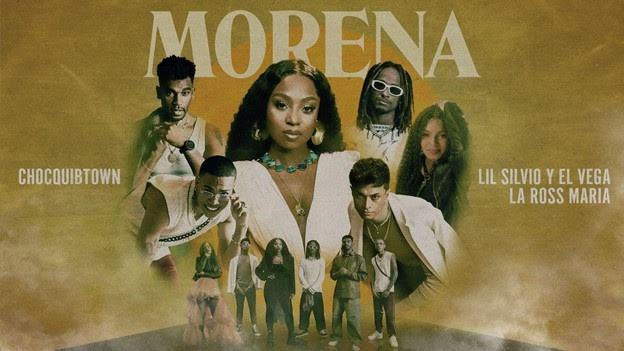 """ChocQuibTown estrena """"Morena"""" junto a Lil Silvio & El Vega y La Ross María"""