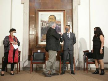 Estado mexicano se disculpa con joven con discapacidad psicosocial; estuvo preso 4 años