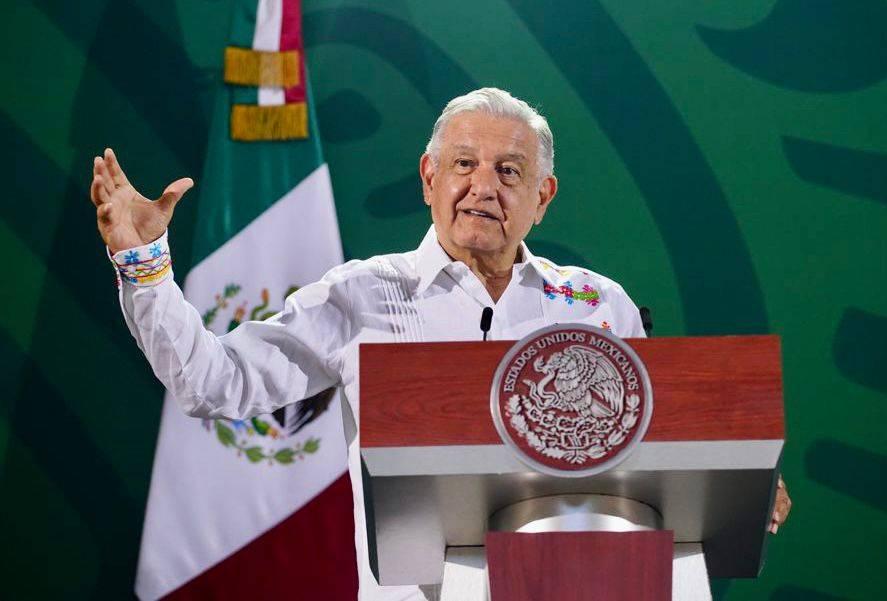 AMLO reitera que no irá a entrega de Medalla Belisario Domínguez para evitar situación bochornosa