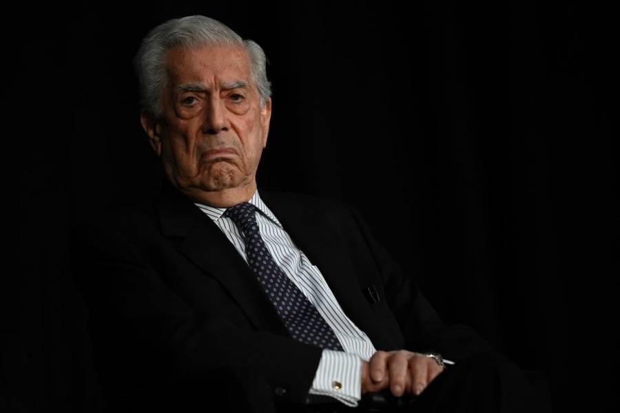 Pandora Papers incluyen al escritor Mario Vargas Llosa