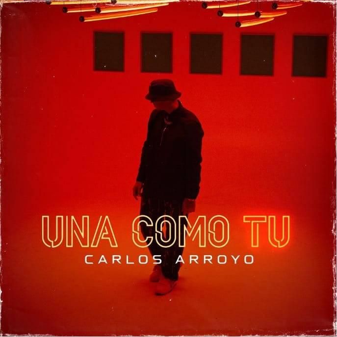 """El boricua Carlos Arroyo pone a volar la imaginación con el estreno """"Una como tú"""""""