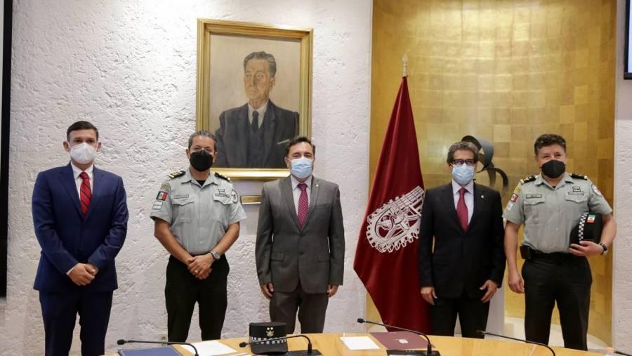 IPN y Guardia Nacional suman esfuerzos para combatir la ciberdelincuencia