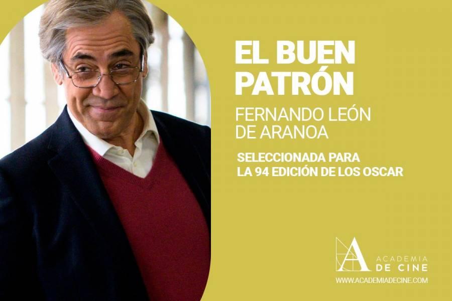 """Representará a España """"El buen patrón"""", de Fernando León de Aranoa, en los Oscar"""