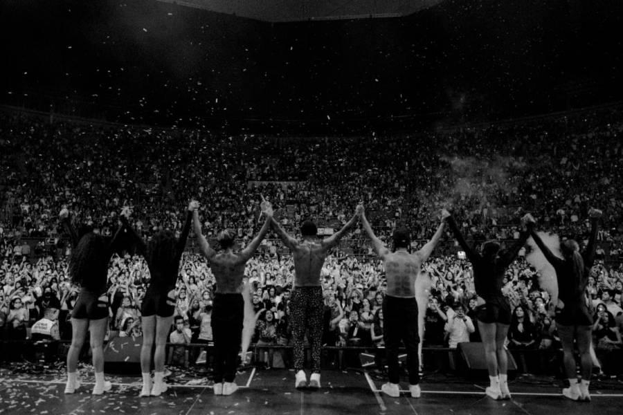 Rauw Alejandro congrega a más de 25 mil personas en tres conciertos en España