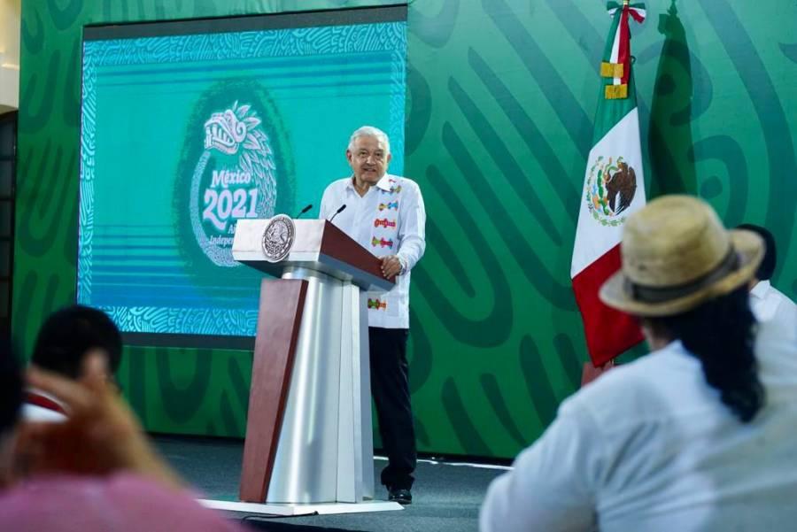 AMLO: PRI tiene la oportunidad histórica de definirse y cambiar de rumbo