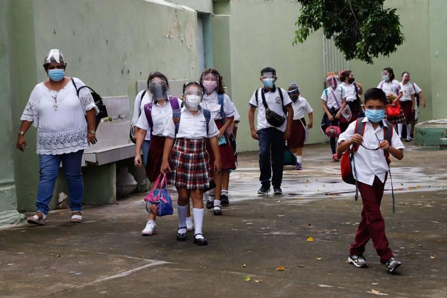 Regularización académica en SLP se verá hasta 2022: Coparmex