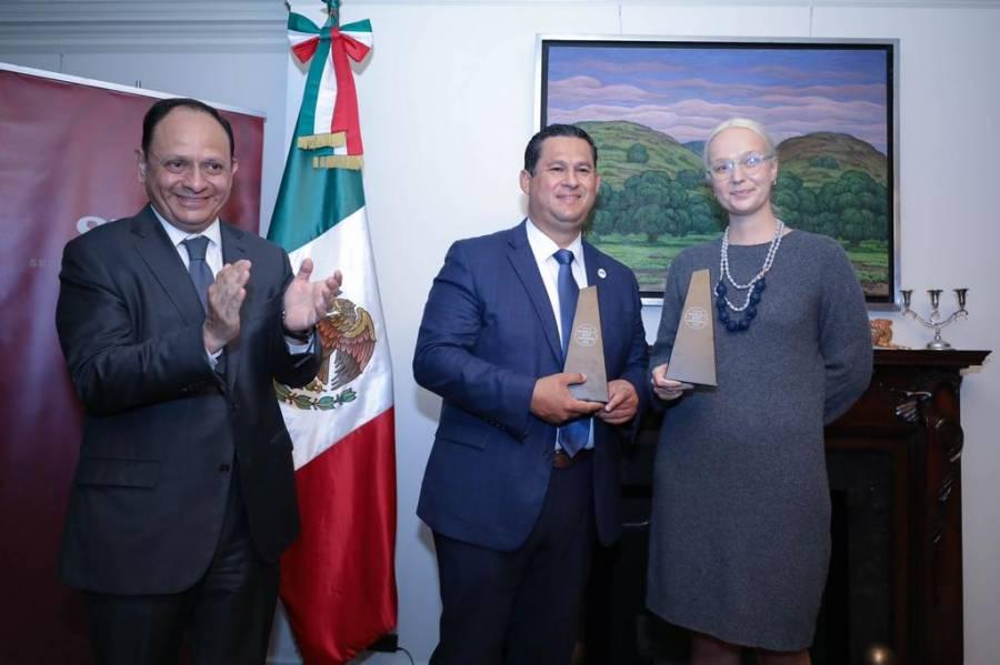 """San Miguel de Allende obtiene, por tercera vez, el Premio """"World´s Best Awards""""."""