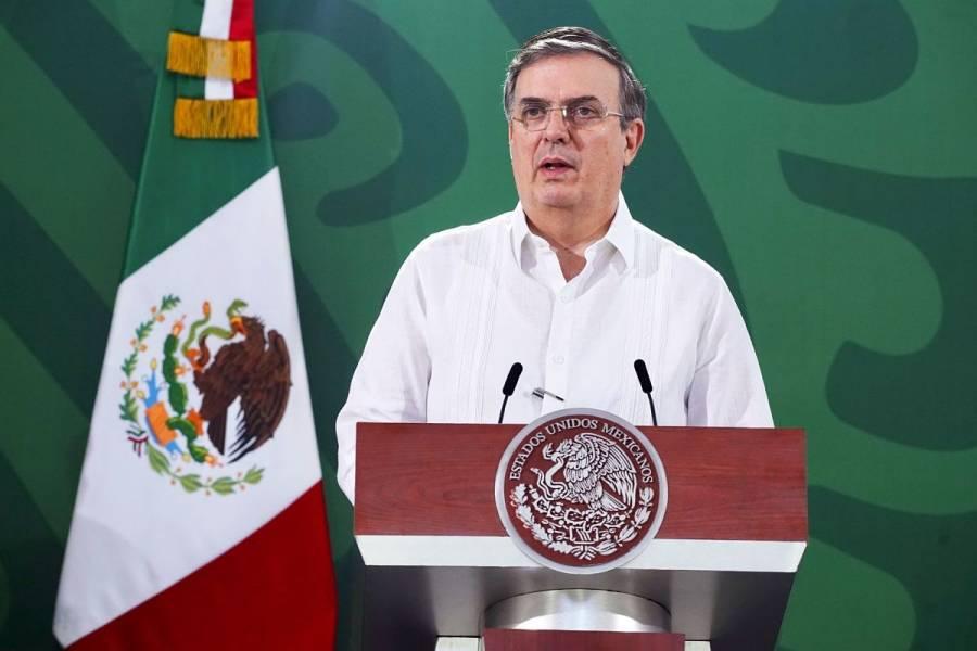 México propondrá a EEUU acabar con la Iniciativa Mérida, anuncia Marcelo Ebrard