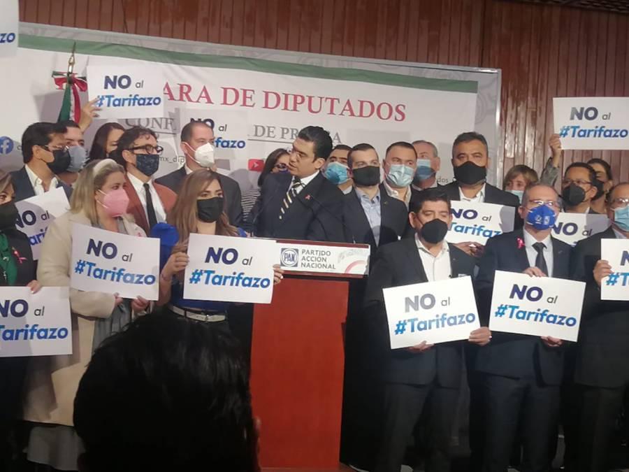 Voto del PRI por reforma eléctrica podría romper Alianza con el PAN