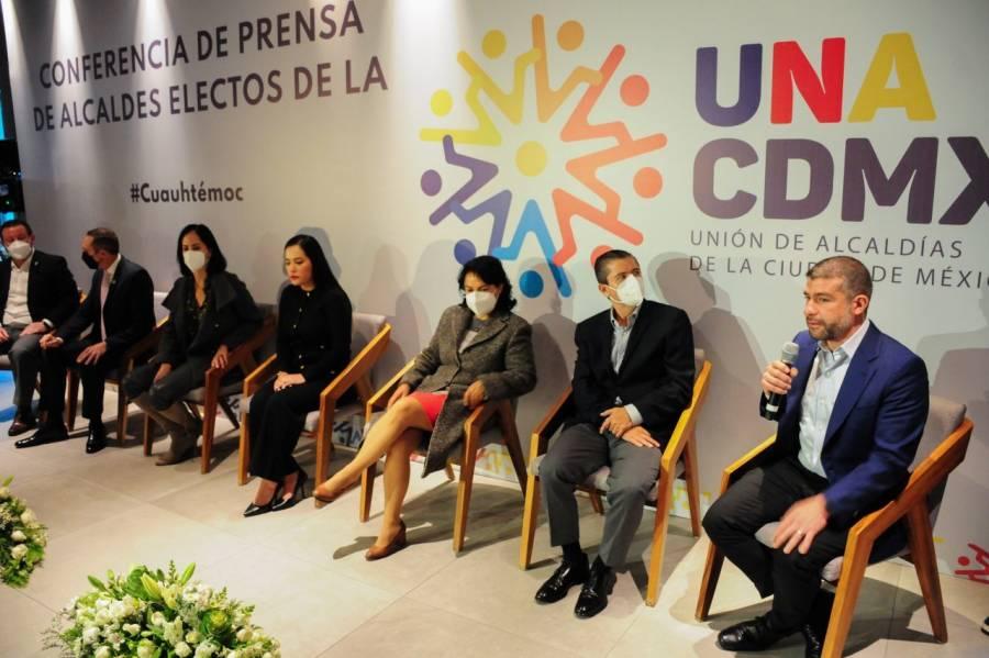UNA-CDMX detecta primeras irregularidades en sus demarcaciones