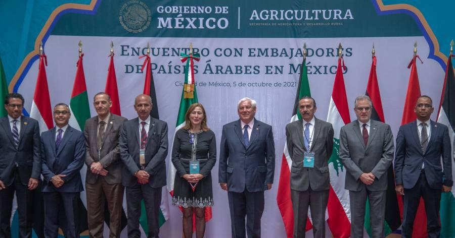 Apertura de mercados agroalimentarios con árabes fortalece intercambio comercial y lazos de amistad
