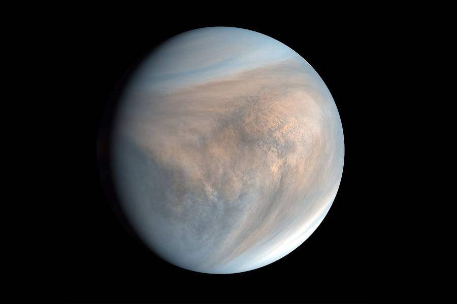 EAU anuncia que enviará misión a Venus en 2028