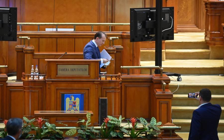 Rumania se hunde en la inestabilidad tras la caída del gobierno