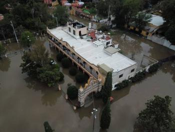 Suman 4 muertos por inundaciones del fin de semana en Querétaro