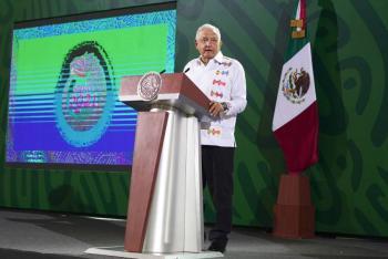 Semar restaurará fuerte de San Juan de Ulúa en Veracruz, por órdenes de AMLO