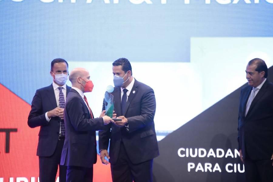 Guanajuato, Cuna de la Industria 4.0 en América Latina: Diego Sinhue