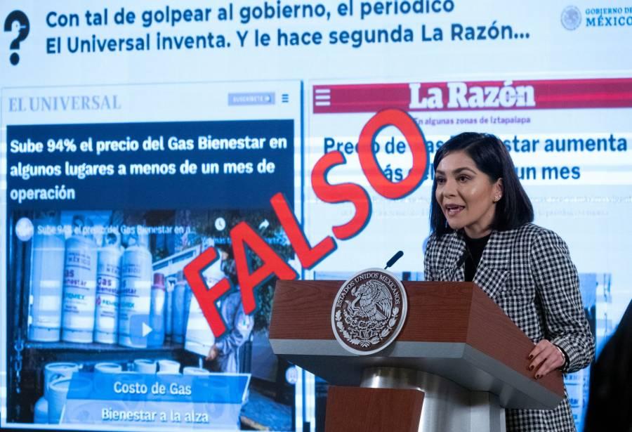 """En """"Mentiras de la semana"""" se acusan campaña de mentiras contra reforma eléctrica en medios de información"""