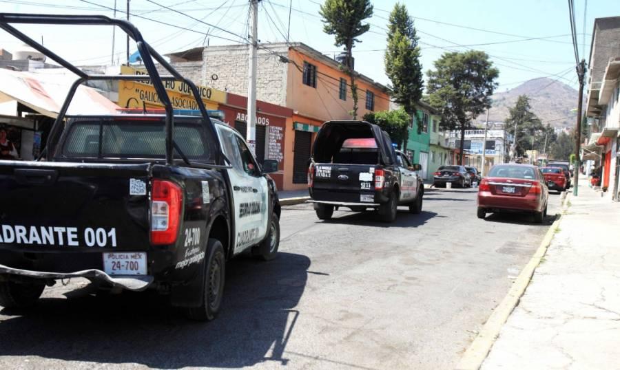 Detienen a jefe de la Policía de Villa del Carbón por presunto delito de robo