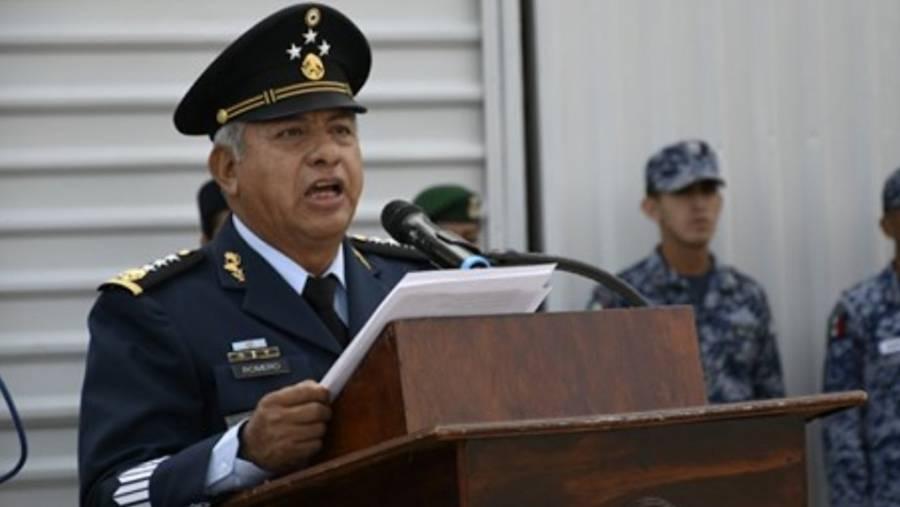 Destituyen a Benjamín Romero, director del Centro Internacional de Adiestramiento de Aviación Civil
