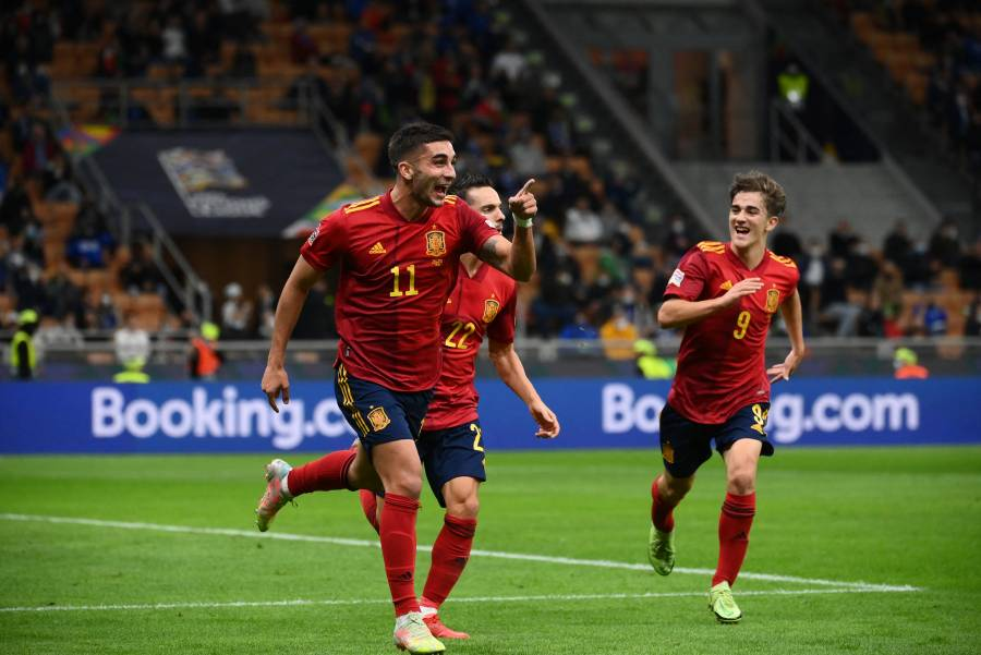 España elimina a Italia y se mete a la final de la UEFA Nations League