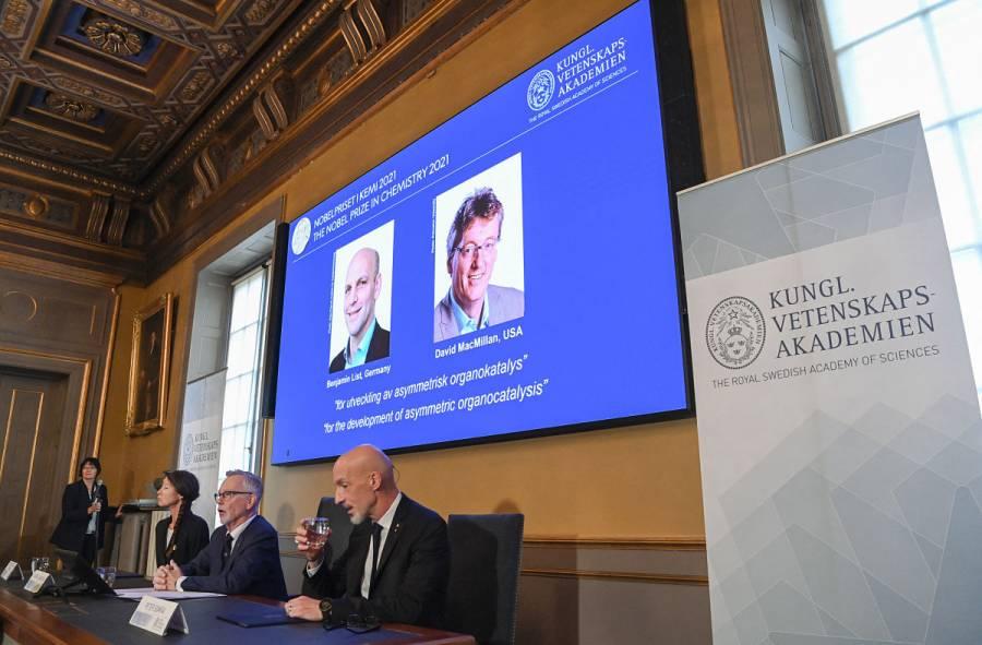 Dos expertos en catalizadores ganan el Nobel de Química