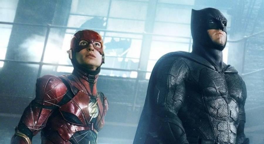 """Ben Affleck confiesa que disfrutó más rodando """"The Flash"""" que """"Justice League"""""""