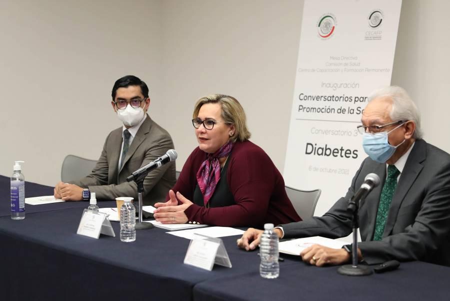 Destacan importancia de impulsar acciones para prevenir la diabetes
