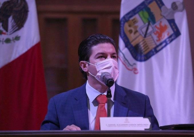 """En Monterrey, Samuel García """"descubrió"""" una mafia del Agua y Drenaje"""