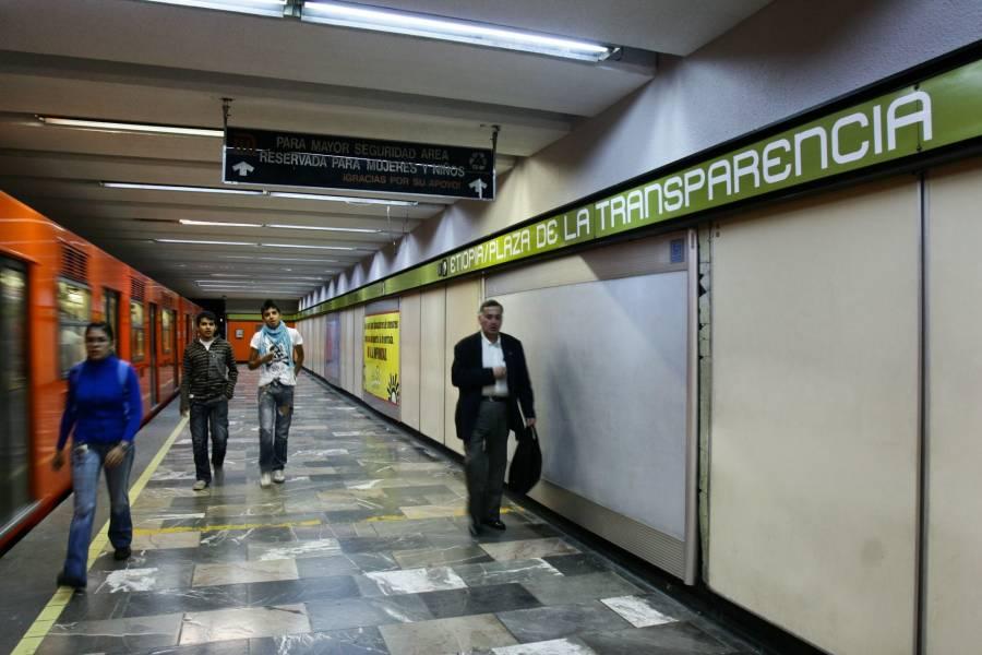 Cierran estación Etiopía de la L3 del Metro hasta nuevo aviso