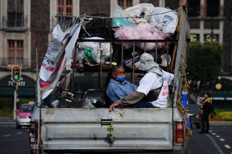 La CDMX, la peor ciudad del mundo en reciclaje