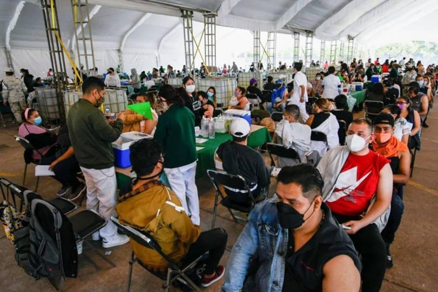 Suma México más de 7 mil 500 casos nuevos de Covid
