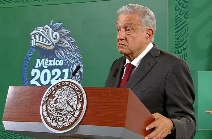Sólo vacunados podrían asistir el 20 de noviembre al Zócalo: AMLO