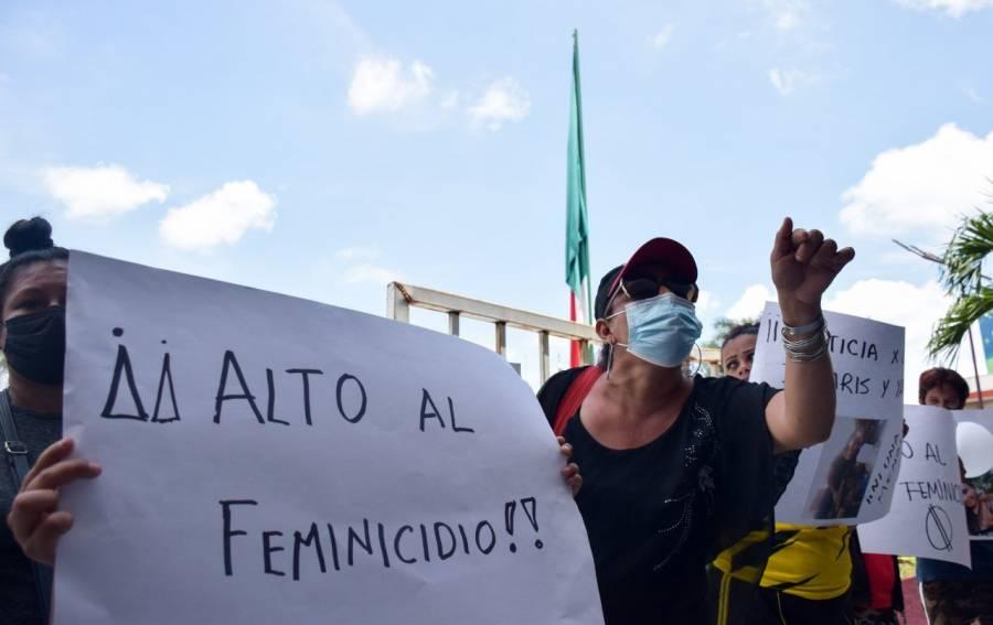 En los últimos tres años, CDMX acumula 190 feminicidios