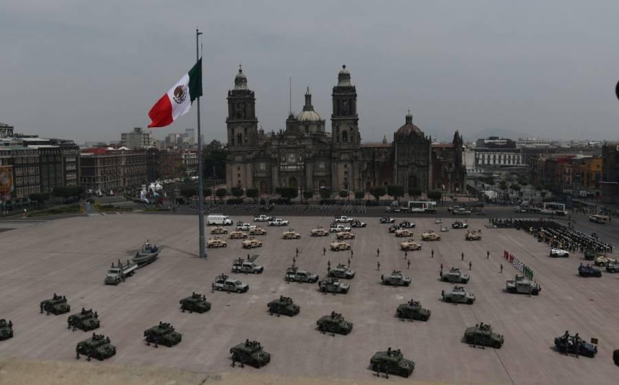 CDMX alista medidas para el aniversario de la Revolución Mexicana en el Zócalo