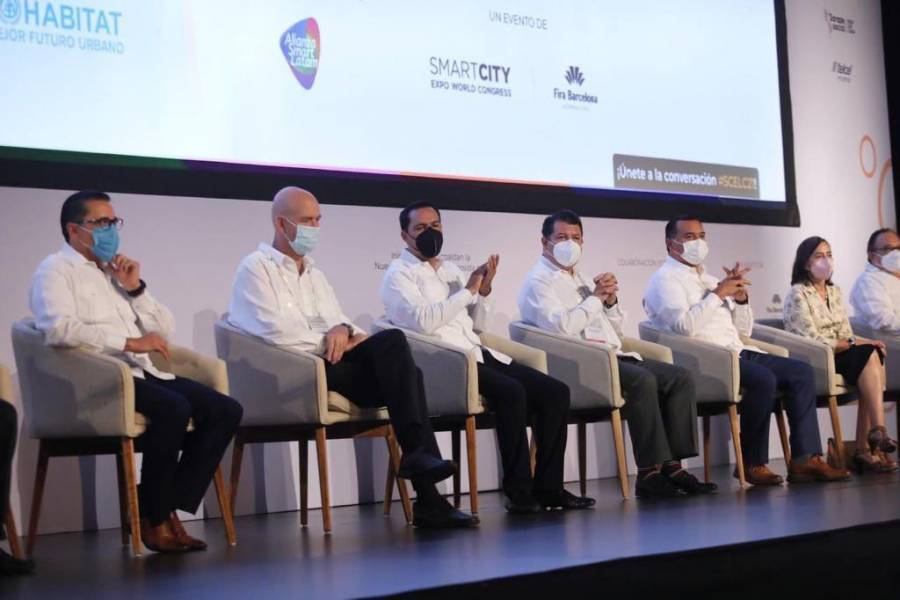 Destaca GOAN organización de la Smart City Expo LATAM en Yucatán
