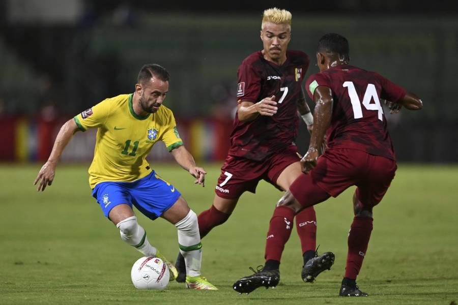 Brasil vence 3-1 a Venezuela y mantiene paso perfecto hacia el Mundial