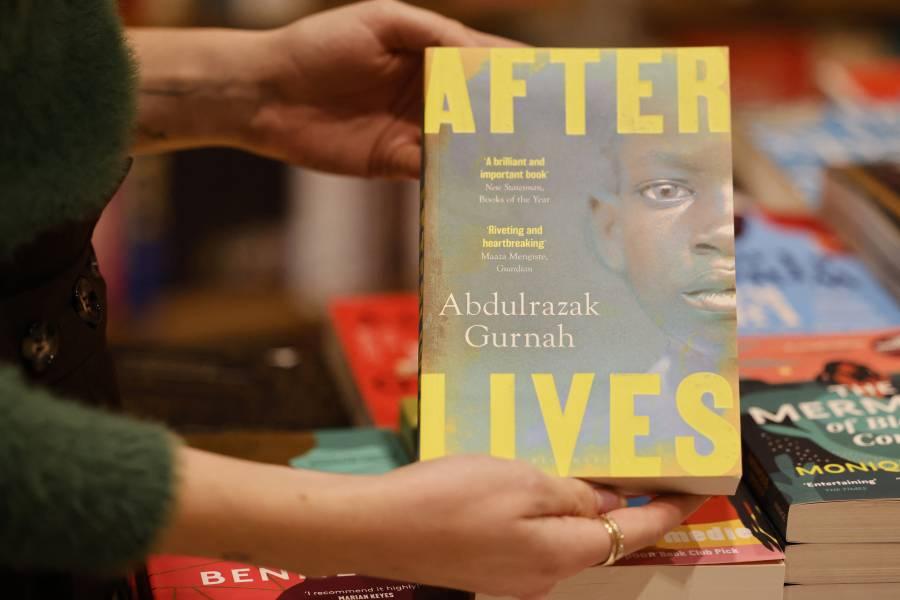 Novelista tanzano Abdulrazak Gurnah gana el Nobel de Literatura