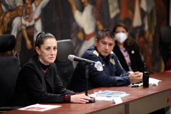 Seguridad y digitalización, temas discutidos por Sheinbaum y alcaldes