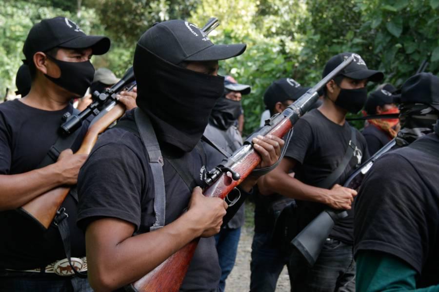 Crean otro grupo de autodefensas en Altamirano, Chiapas