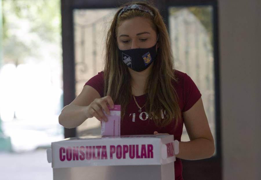 Morena propone el voto obligatorio en elecciones, consultas populares y revocación de mandato