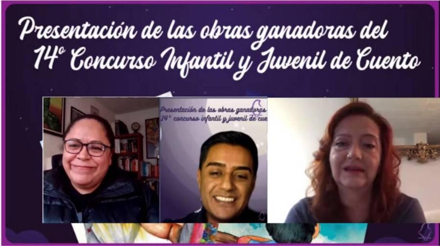 Presenta IECM, obras ganadoras de Concurso Infantil y Juvenil de Cuento