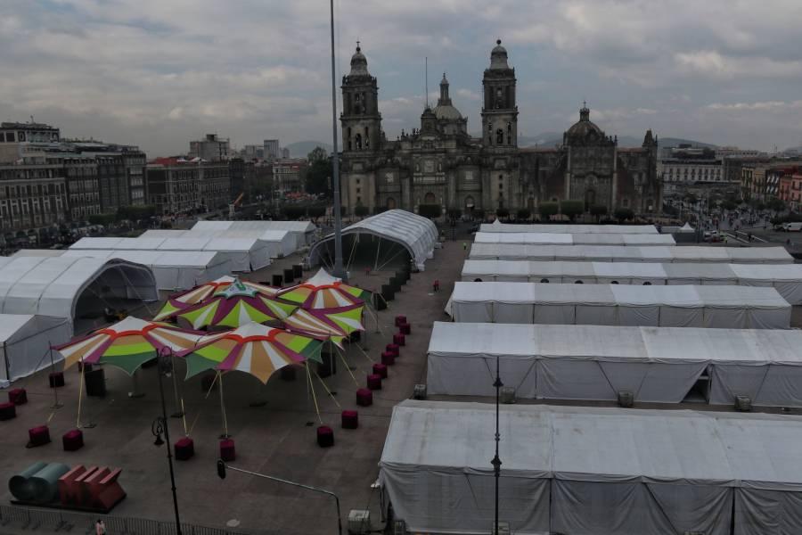 "Claudia Sheinbaum invita a ir a la ""Feria del Libro popular"""