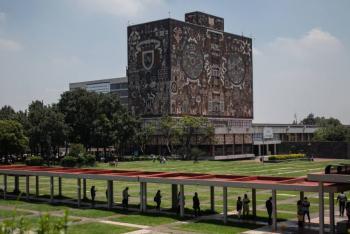 Regreso clases presencial, con semáforo verde, la respuesta de la UNAM a AMLO