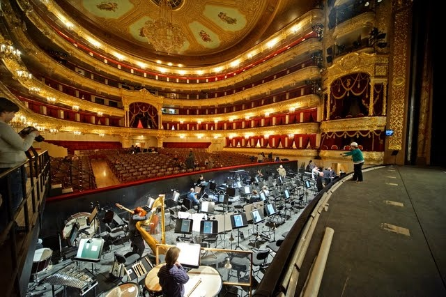 En el Teatro Bolshói de Moscú un actor falleció en pleno escenario