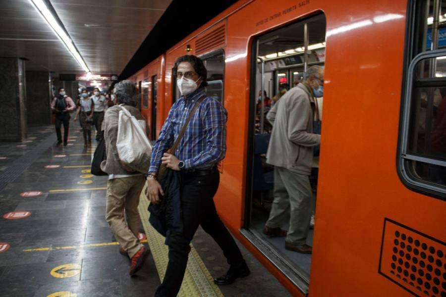 """Trabajadores del Metro iniciarán """"falta colectiva"""" en todas las líneas"""
