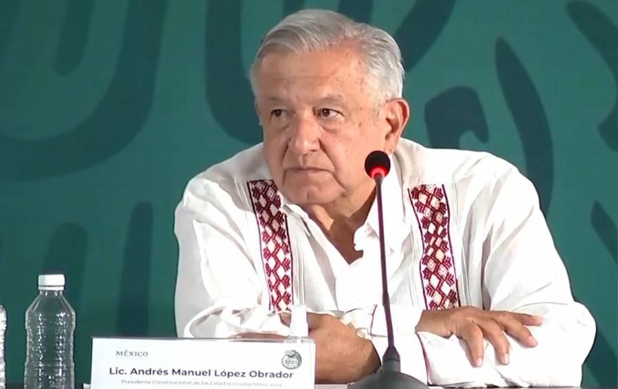 López Obrador presenta Plan de Apoyo a Michoacán