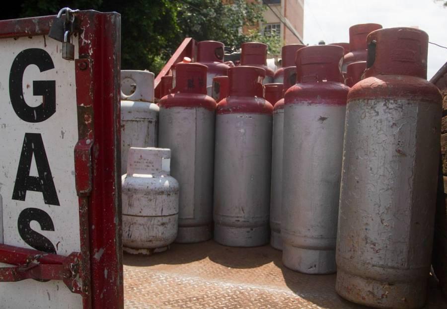 Precio máximo del gas LP aumenta de nuevo en la CDMX