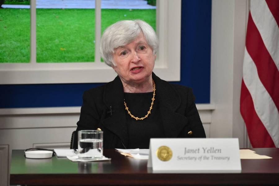 Yellen confía en que Congreso de EEUU adoptará impuesto a multinacionales